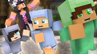 Baby Brothers!   Minecraft Diaries Hide and Seek