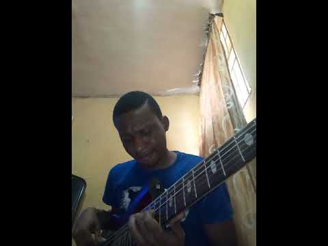 Chasing me down by Israel Houghton (bass cover)