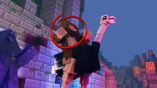 How to Find Big Foot Animated! (Minecraft Animation)