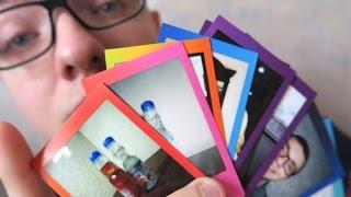 Fujifilm Instax Mini Rainbow Film Review