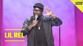 Lil Rel Talks Barbershop Horror Stories, Marriage and Getting Over Divorce