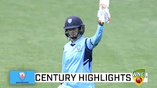 Haynes powers Breakers with blazing hundred | WNCL 2021