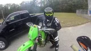 CONFRONTING THE BIKE THIEF? Recovering my Stolen Dirt Bike