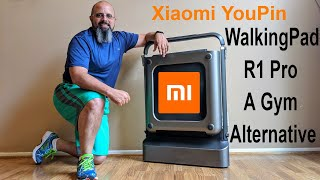 Xiaomi YouPin WalkingPad R1 Pro Review - An Essential Treadmill For Any Home/Garage Gym   From Home