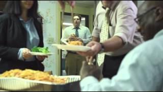 Смотреть онлайн Короткометражный фильм «Сэндвич с ветчиной»