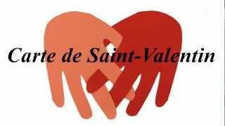 Petites mains - Carte de Saint-Valentin