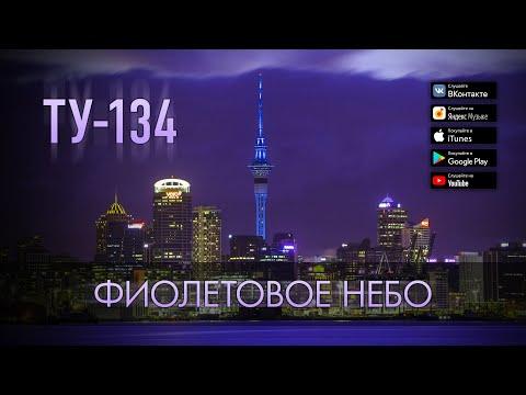 Группа ТУ-134 – Фиолетовое небо (2019)