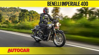 Benelli Imperiale 400 Review - Royal Enfield Classic 350 challenger? I Test ride I Autocar India