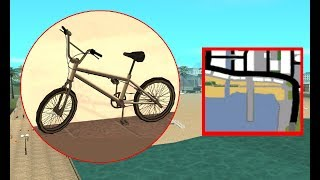 GTA San Andreas   How To Ride A BMX Underwater