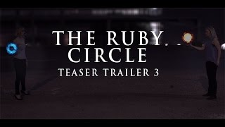 Райчел Мид, The Ruby Circle Bloodlines Books Teaser Trailer 3