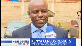 MCA's from Meru County contest the Census Report claiming the Meru data as inaccurate