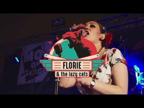 Florie & The Lazy Cats Live Band Rock'n'Roll anni 50 Biella musiqua.it