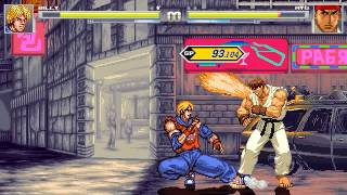 An Mugen 70 Billy Vs Ryu
