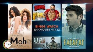 Blockbuster Movies On ZEE5 | 6th - 7th April 2019 | Binge Watch Popular Movies This Weekend