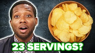 Can You Guess The Serving Size Of These Foods? thumbnail
