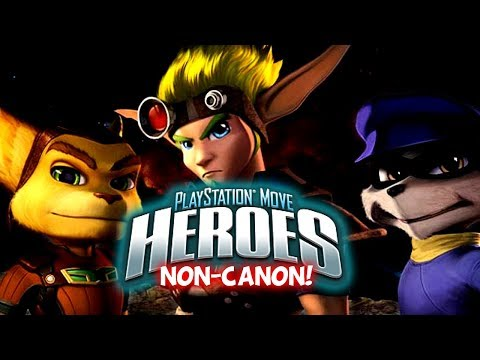 Why PlayStation Move Heroes Is NON-CANON!