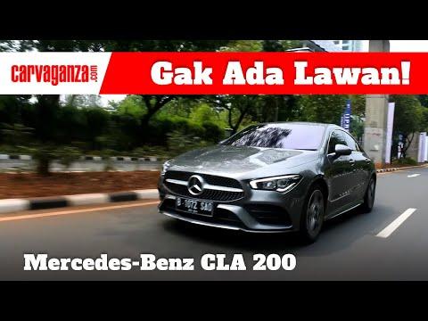 Mercedes-Benz CLA 200 AMG - Test Drive | CARVAGANZA