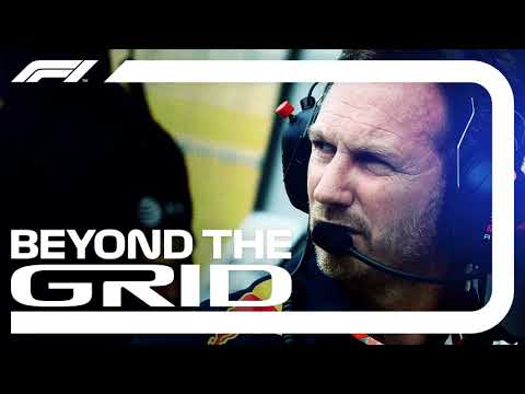 Christian Horner Interview | Beyond The Grid | Official F1 Podcast