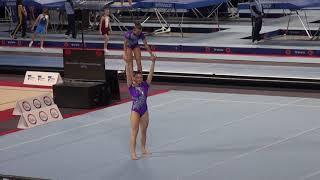 National Acrobatics 2018