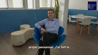 Le retour d'expérience de Philippe, diplômé de l'Executive MBA de MBS
