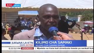 Soko la samaki Nyeri limekuwa tatizo baada Kiwanda cha Wamagana kusambaratika