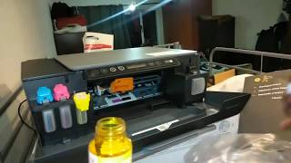 HP SMART TANK 515 REVIEW AND TATTOO STINCEEL  TRANSFER MACHINE Tagalog Version