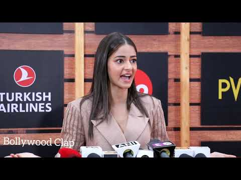 Ananya Pandey Shocking Comments On Alia Bhatt In Public @ JIO Mami Film Festival 2019
