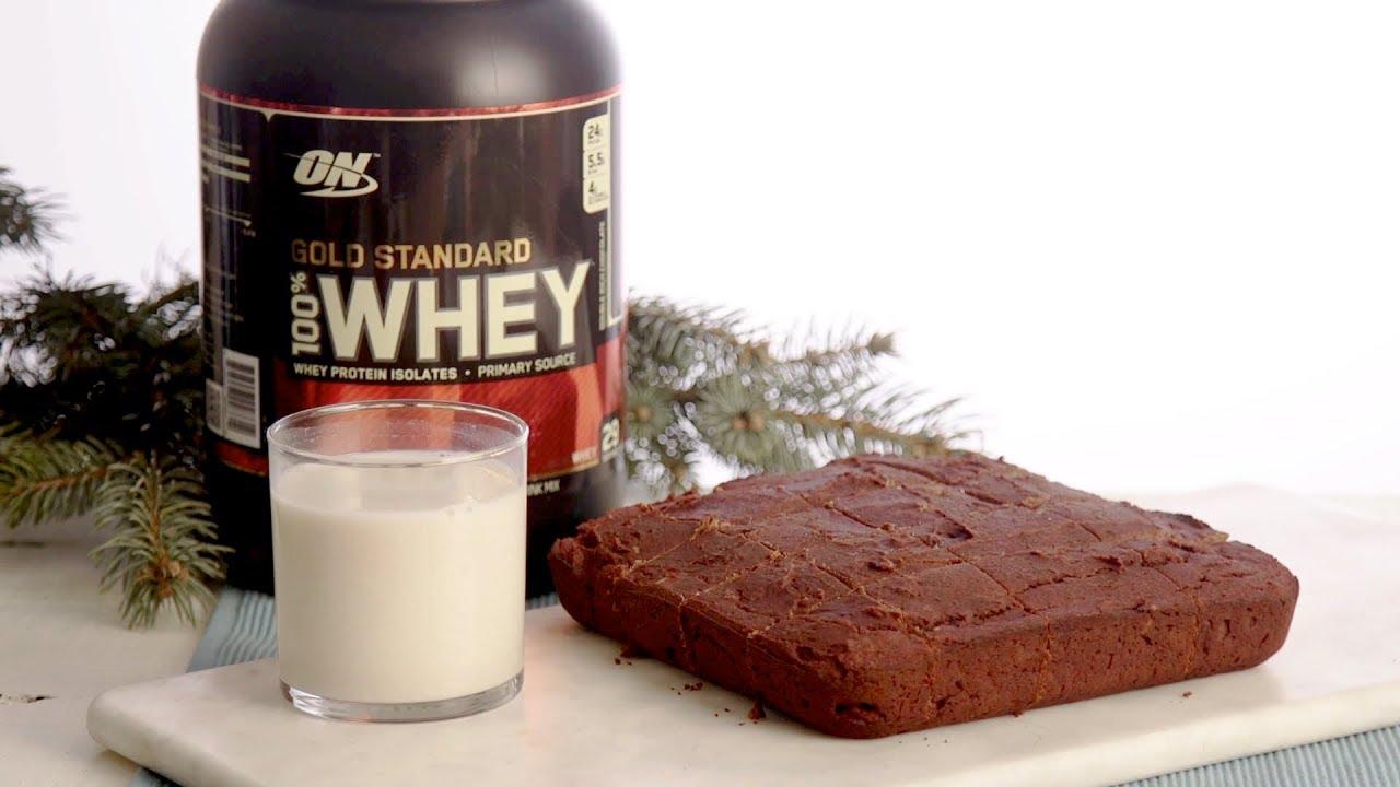 Protein Fudge Brownies