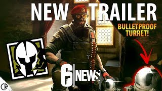 Maestro Trailer & Gadget - Para Bellum - 6News - Tom Clancy
