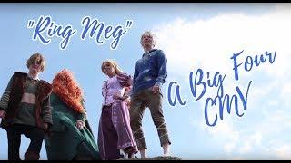 """Ring Meg"" The Big Four CMV"