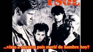 T.S.O.L. No Time (subtitulado español)