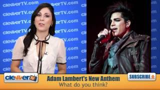 "Adam Lambert's New Anthem Is ""Aftermath"""