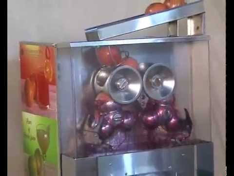 Automatic Pomegranate Juice Extractor