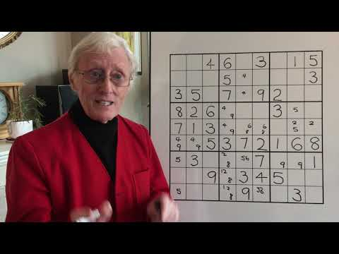 Solving a difficult puzzle from beginning to end Tutorial 50