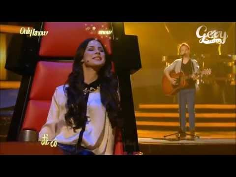 Let Her Go the Voice Deutschland cover cực đỉnh