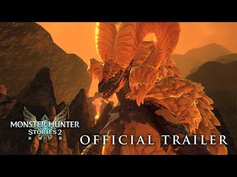 《魔物獵人物語 2 破滅之翼》第2彈更新宣傳片正式版,第2彈更新將於8月5日發佈。
