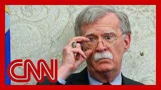 NYT: Bolton book says Trump directed him to help with Ukraine pressure