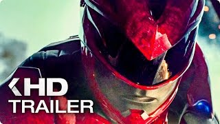 POWER RANGERS Trailer 2 German Deutsch 2017