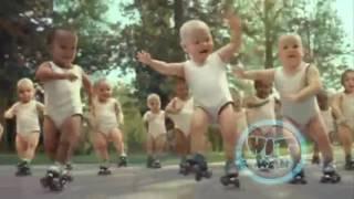 Baby Gangnam Style   PSY babies dancing Evian   YouTube 480p