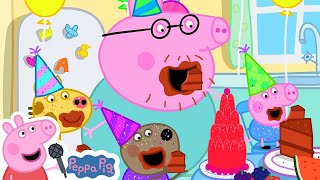 Peppa Pig Official Channel   Happy Birthday Song   More Nursery Rhymes + Kids Songs