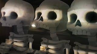 Clash Royale: Skeleton Barrel on a Mission!