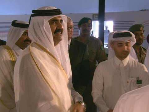 Qatar: A tiny country asserts powerful influence