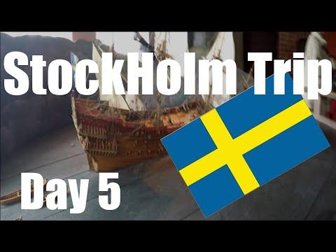 StockHolm Trip 2019 - 5th Day - 2.7.2019 (Upravená verzia)