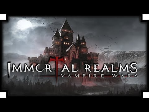 Immortal Realms: Vampire Wars - (Empire Building Turn-Based Strategy Game)