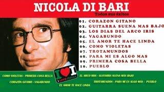 Nicola di Bari - Todos sus éxitos (en español)