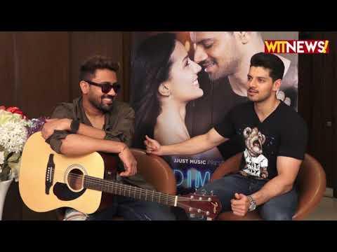 Sooraj Pancholi & Rahul Jain Interaction for  Romantic Song Dim Dim Light