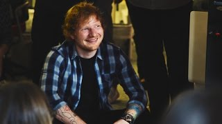 Ed Sheeran: 24 Hours in New York - 9.29.2015