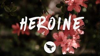 Col3trane   Heroine (Lyrics)
