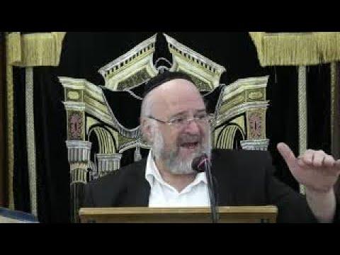 פרשה ופירשה: הרב ברוך רוזנבלום
