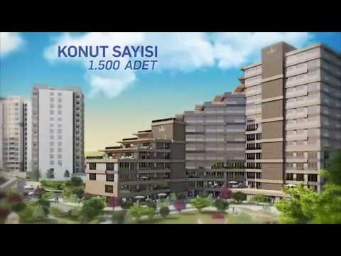 Istanbul family apartments in unmissable 5-star project
